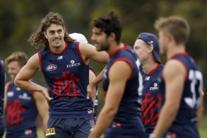 AFL 2020 Training - Melbourne 091220
