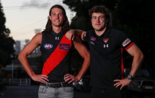 AFL 2020 Media - NAB AFL Draft