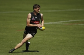 AFL 2020 Training - Collingwood 111220