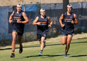 AFL 2021 Training - Adelaide 070121
