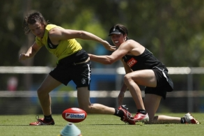 AFL 2021 Training - Collingwood 080121