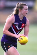 AFLW 2021 Training - Fremantle 110121