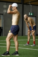 AFL 2021 Training - Melbourne 120121