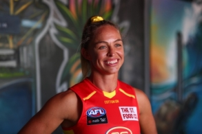 AFLW 2021 Portraits - Gold Coast