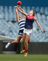 AFLW 2021 Training - Geelong v Melbourne Practice Match