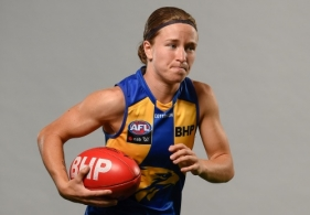 AFLW 2021 Portraits - West Coast