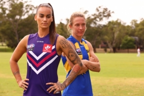 AFLW 2021 Media - AFLW Season Launch