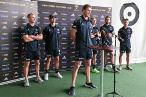 AFL 2021 Media - Hawthorn Media Opportunity 290121