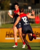 AFLW 2021 Round 03 - Melbourne v North Melbourne