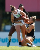 AFLW 2021 Round 03 - Richmond v Collingwood
