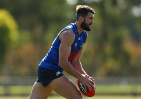 AFL 2021 Training - Melbourne 170221