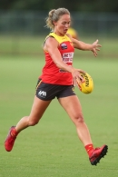 AFLW 2021 Training - Gold Coast 170221