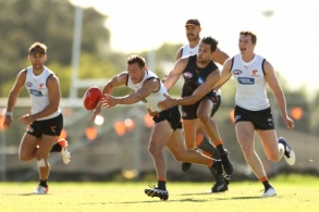 AFL 2021 Training - GWS 180221