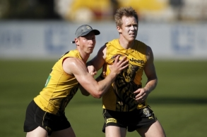 AFL 2021 Training - Richmond 180221