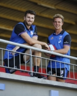 AFL 2021 Media - Western Bulldogs Media Opportunity 180221