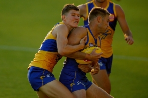 AFL 2021 Training - West Coast 190221