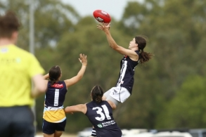 AFLW 2021 NAB League - Bendigo v Geelong