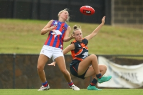 AFLW 2021 NAB League - Calder v Oakleigh