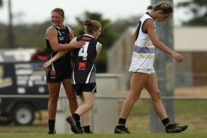 AFLW 2021 NAB League - GWV Rebels v Murray Bushrangers