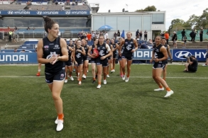 AFLW 2021 Round 04 - Carlton v Richmond