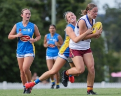 AFLW 2021 U19 Academy Series - Brisbane v Gold Coast