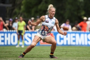 Photographers Choice - AFLW 2021 Round 04