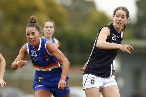 AFLW 2021 NAB League - Eastern Ranges v Geelong Falcons