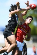 AFL 2021 Training - Port Adelaide v Adelaide Practice Match