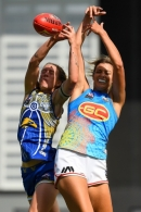 AFLW 2021 Round 05 - West Coast v Gold Coast