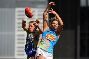 Photographers Choice - AFLW 2021 Round 05