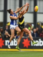 AFLW 2021 Round 06 - Richmond v North Melbourne