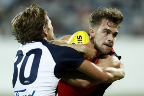 AFL 2021 AAMI Community Series - Geelong Cats v Essendon