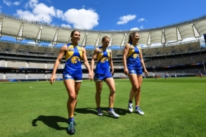 AFLW 2021 Round 06 - West Coast v Fremantle