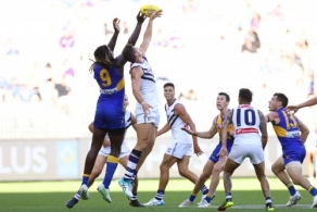 AFL 2021 AAMI Community Series - West Coast v Fremantle