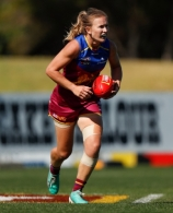 AFLW 2021 Round 07 - Brisbane v Collingwood