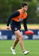 AFL 2021 Training - Melbourne 150321