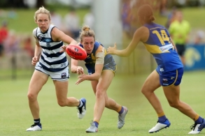 AFLW 2021 Round 07 - West Coast v Geelong