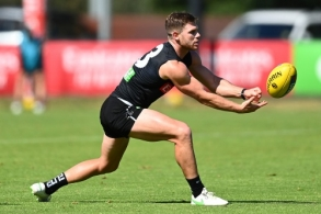 AFL 2021 Training - Collingwood 160321