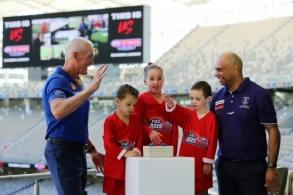 AFL 2021 Media - AFL Season Launch