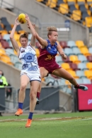 AFLW 2021 Round 08 - Brisbane v North Melbourne