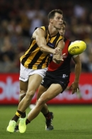 AFL 2021 Round 01 - Essendon v Hawthorn