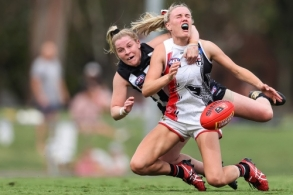 Photographers Choice - AFLW 2021 Round 08