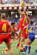 AFL 2021 Round 01 - West Coast v Gold Coast
