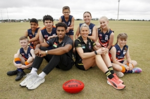 AFL 2021 Media - Toyota Good For Footy Round Launch