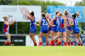 AFLW 2021 NAB League - Bendigo v Gippsland