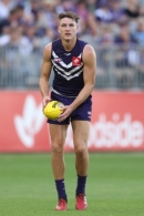 AFL 2021 Round 02 - Fremantle v GWS