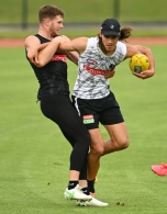 AFL 2021 Training - Collingwood 290321