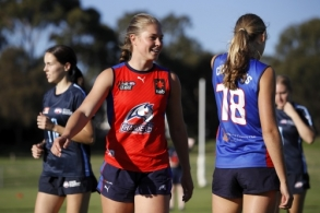 AFLW U19 Training - Vic Metro 310221