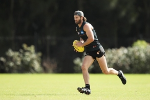 AFL 2021 Training - GWS 010421