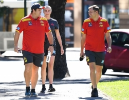 AFL 2021 Media - Gold Coast Media Opportunity 010421
